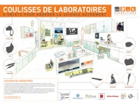 Coulisses de laboratoire