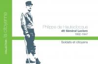 Philippe de Hauteclocque dit Général Leclerc